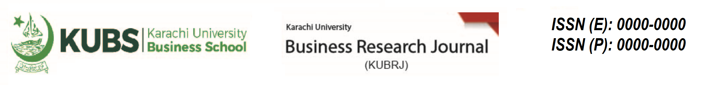 Karachi University Business Research Journal